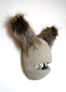 Small Demon Mask